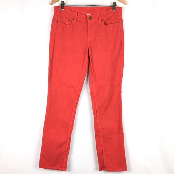 5dc1f54b61d1 J. Crew Pants | Jcrew Vintage Matchstick Cord Skinny City Fit 28s ...